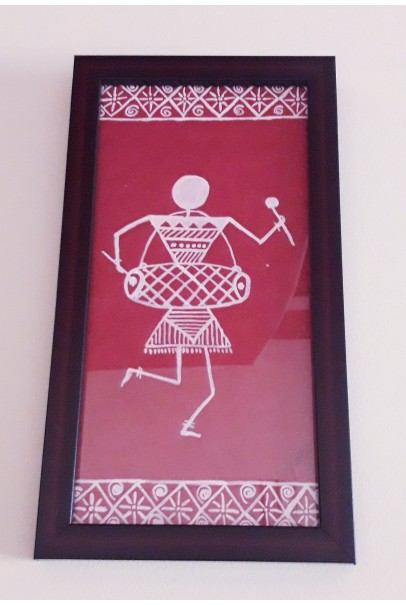 Warli Painting Frames 02