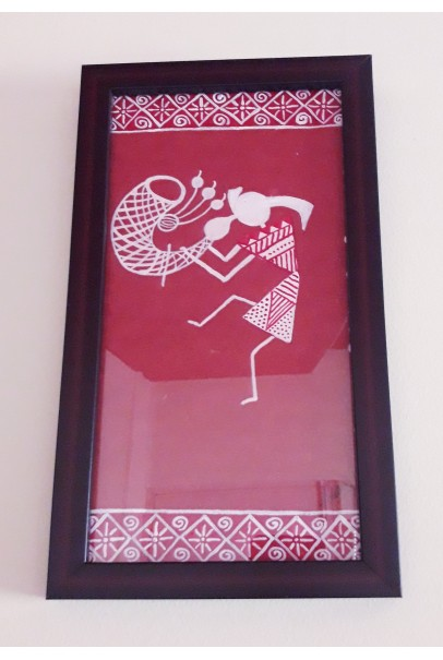 Warli Painting Frames 03