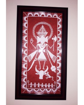 Warli Painting Frames 01