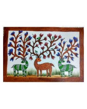 Gond art painting