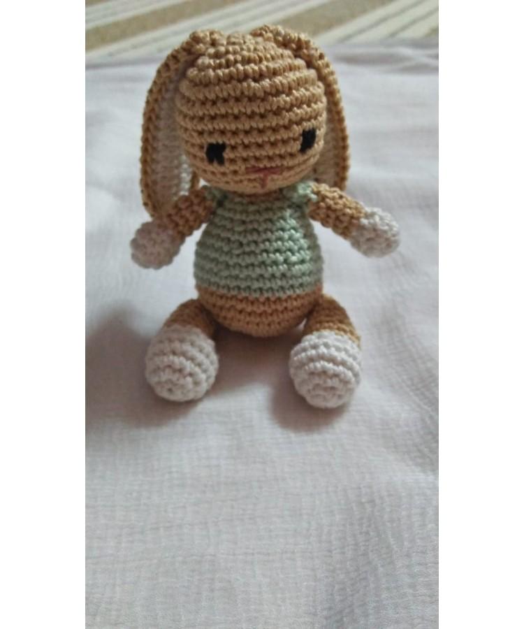 Amigurumi Soft Bunny Free Crochet Pattern - Amigurumi Crochet | 900x750