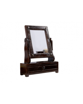 Wenge Wooden Mirror