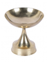 Gold Metal Diya