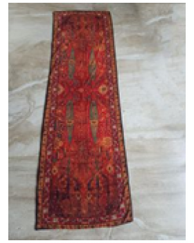 Men's Printed Pure silk on silk Formal Muffler