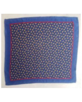 Men's Silk Pocket Square Formal