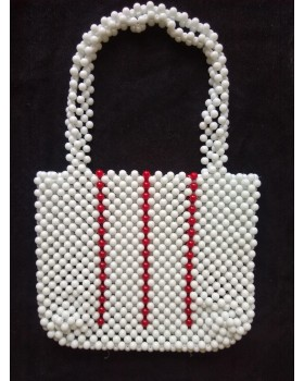 Glass Beads Bag