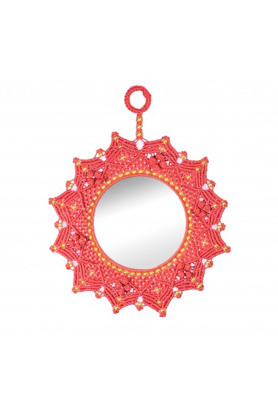 Decorative Hanging mirror