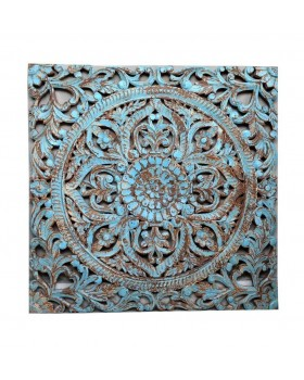 wall hanging carved panel