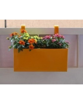 Square Railing planter