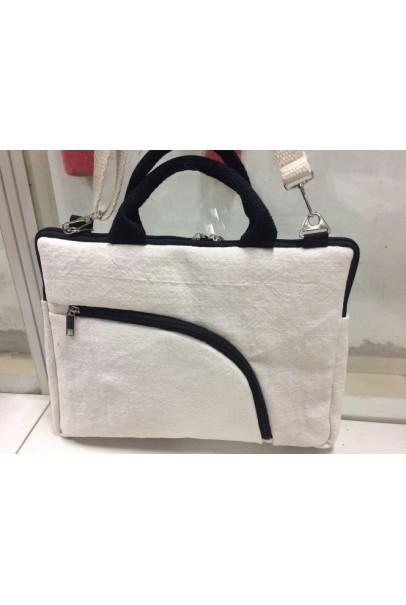 Laptop Jute Sleeve/Bag (Bulk order only)