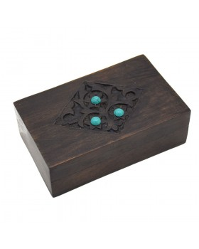 Spring-Blossoms-Wood-Box