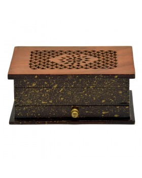 Floral Jali Decorative  Box