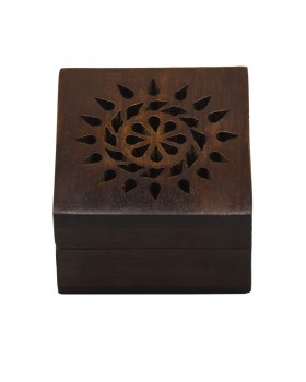 Glorious Flower Decorative Box