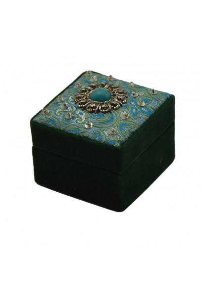 Beaded Small Gift Box