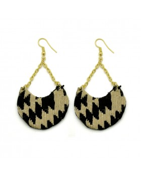Draped Earrings