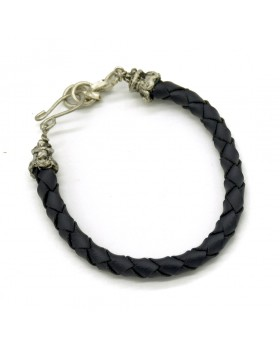 Strong Men Bracelet-Black.main