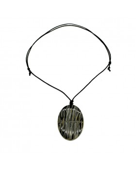 Horn Carving Pendent Men Necklace.main