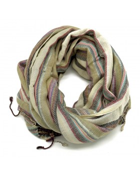 Smooth Multicolor Scarf