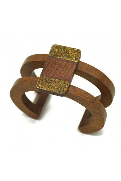 Behold Wood Cuff