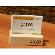 IVEI wooden Visiting card holder