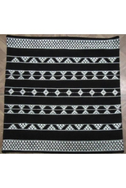 Cushion Cover Black & White