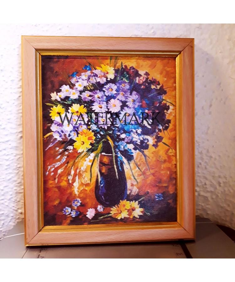 Flower Vase ( Without Frame ) : (14\