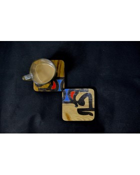 Abstract Coasters