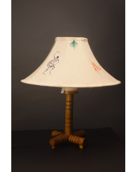 Cotton Lamp